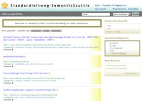 scuttle.standardleitweg.de