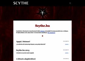 scythe.hu