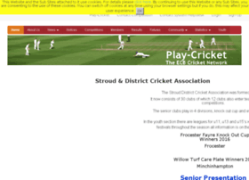 sdca.play-cricket.com