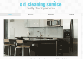 sdcleaningservice.co.uk