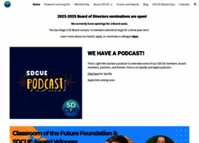sdcue.org