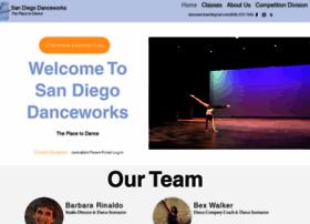 sddanceworks.com