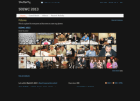 sdiwc2013.shutterfly.com