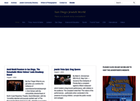 sdjewishworld.com