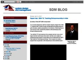 sdm-blog.mit.edu