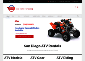 sdmotorsportrentals.com