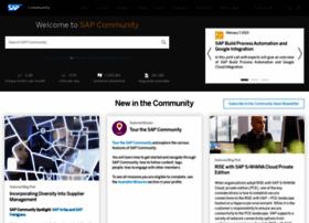 sdn.sap.com