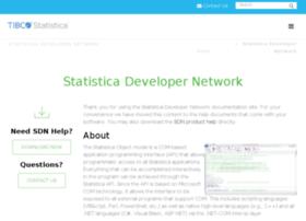 sdn.statsoft.com
