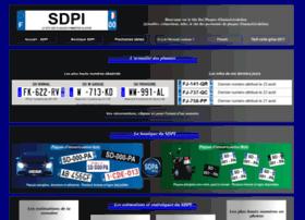 sdpi-fr.com