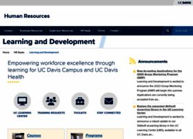 sdps.ucdavis.edu
