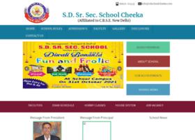 sdschoolcheeka.com