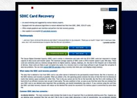 sdxccardrecovery.net