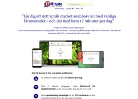 se.17-minute-languages.com