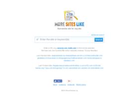 se.moresiteslike.org