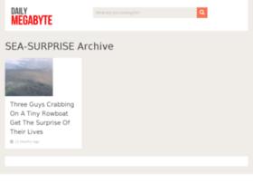 sea-surprise.dailymegabyte.com