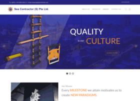 seacontractor.com
