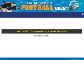 seaemployeefootball.seaworld.com