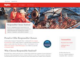 seafoodies.hy-vee.com