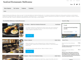 seafoodrestaurants.com.au