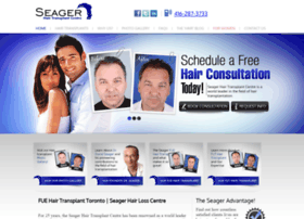 seagerhairtransplant.com