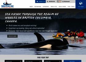 seakayakadventures.com
