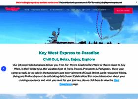 seakeywestexpress.com