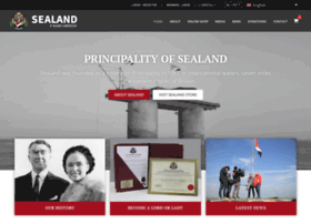 sealandgov.com