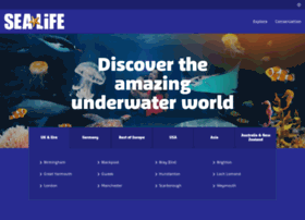 sealifeeurope.com