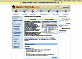seamonkey.erweiterungen.de