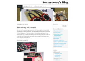 seamsoeasy.wordpress.com