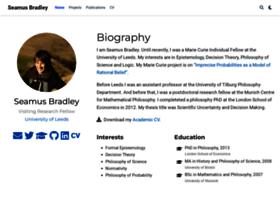 seamusbradley.net