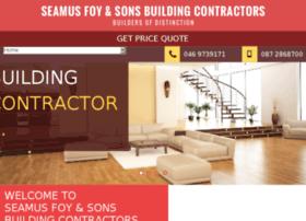 seamusfoyconstruction.com