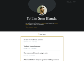 seanblanda.com
