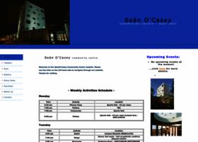 seanocaseycommunitycentre.ie