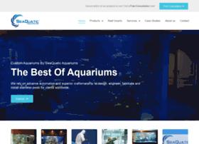 seaquaticaquariums.com