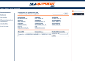 seaquipment.com