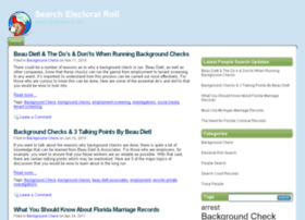 search-electoral-roll.com