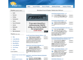 search-engine-submission-software.winsite.com