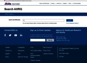 search.ahrq.gov