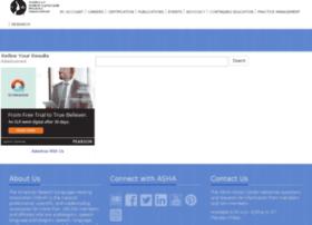 search.asha.org