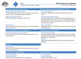 search.asic.gov.au