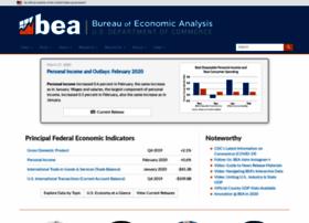search.bea.gov