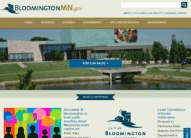 search.bloomingtonmn.gov
