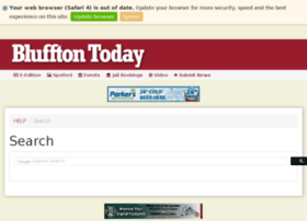 search.blufftontoday.com
