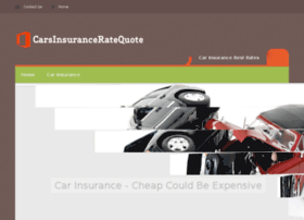 search.carsinsuranceratequote.com