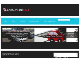 search.carsonlinesale.com