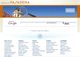 search.cityofpasadena.net