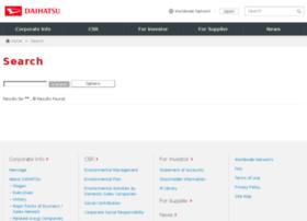 search.daihatsu.com