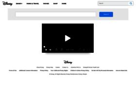 search.disney.com