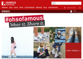 search.famousfootwear.com